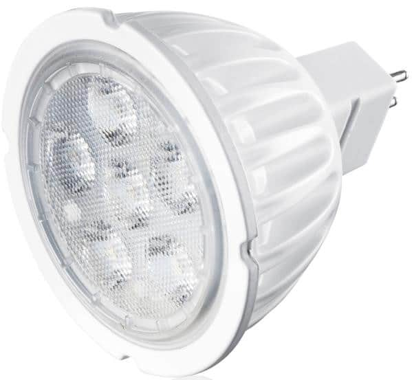 Λάμπα Led SAMSUNG SPOT MR16 GU5.3 3.2w 12v 2700k 40° 210lm