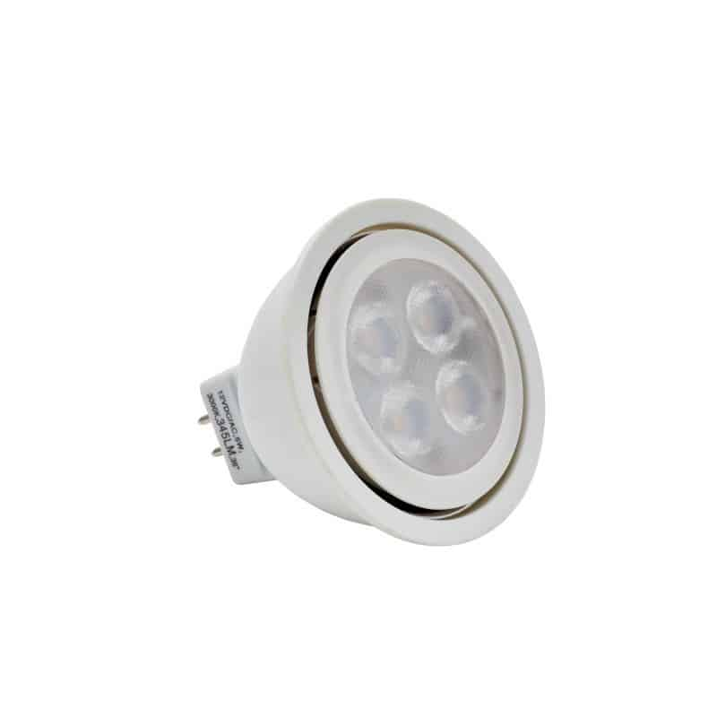 Λάμπα Led MR16 GU5.3 12v 4000k Big Solar Led