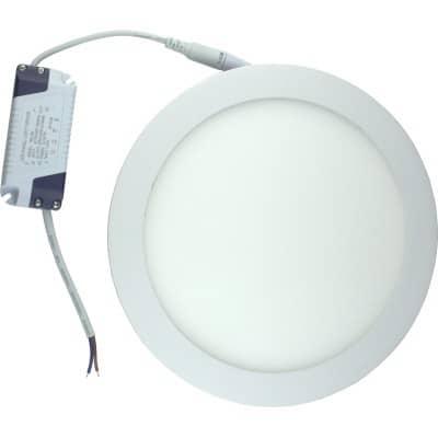 Πάνελ Led χωνευτό BIG SOLAR LED PANEL 18w 220v 3000k 1.200lm