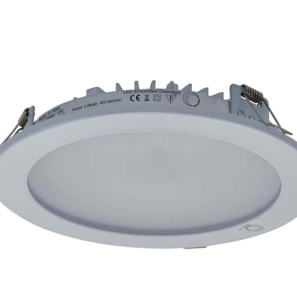 DOWNLIGHT BIGSOLAR LED 12w 230v 2700k 180° 650lm