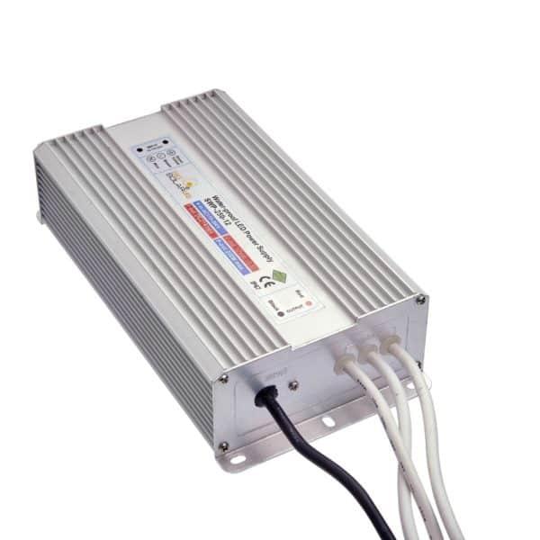 Τροφοδοτικό στεγανό ηλεκτρονικό POWER SUPPLY 250w 12VDC/230v
