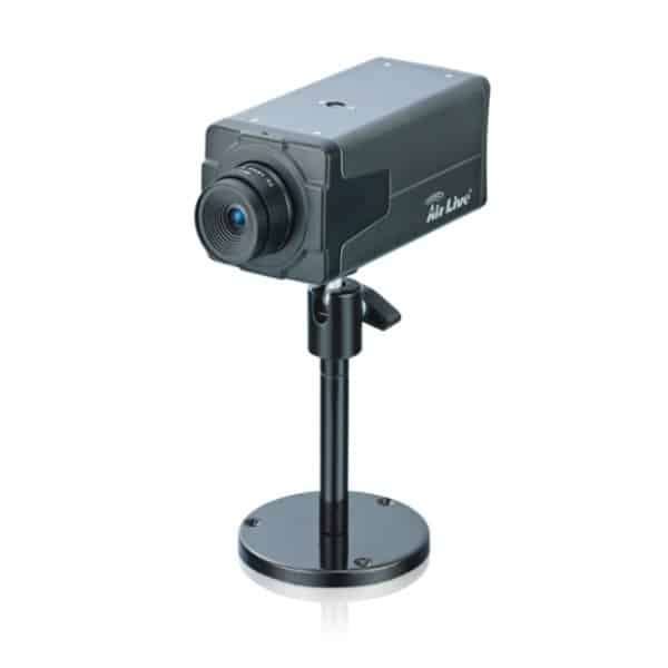 IP Κάμερα AIRLIVE POE-100CAM PoE 1/3 Sharp CCD Dual Stream DOM