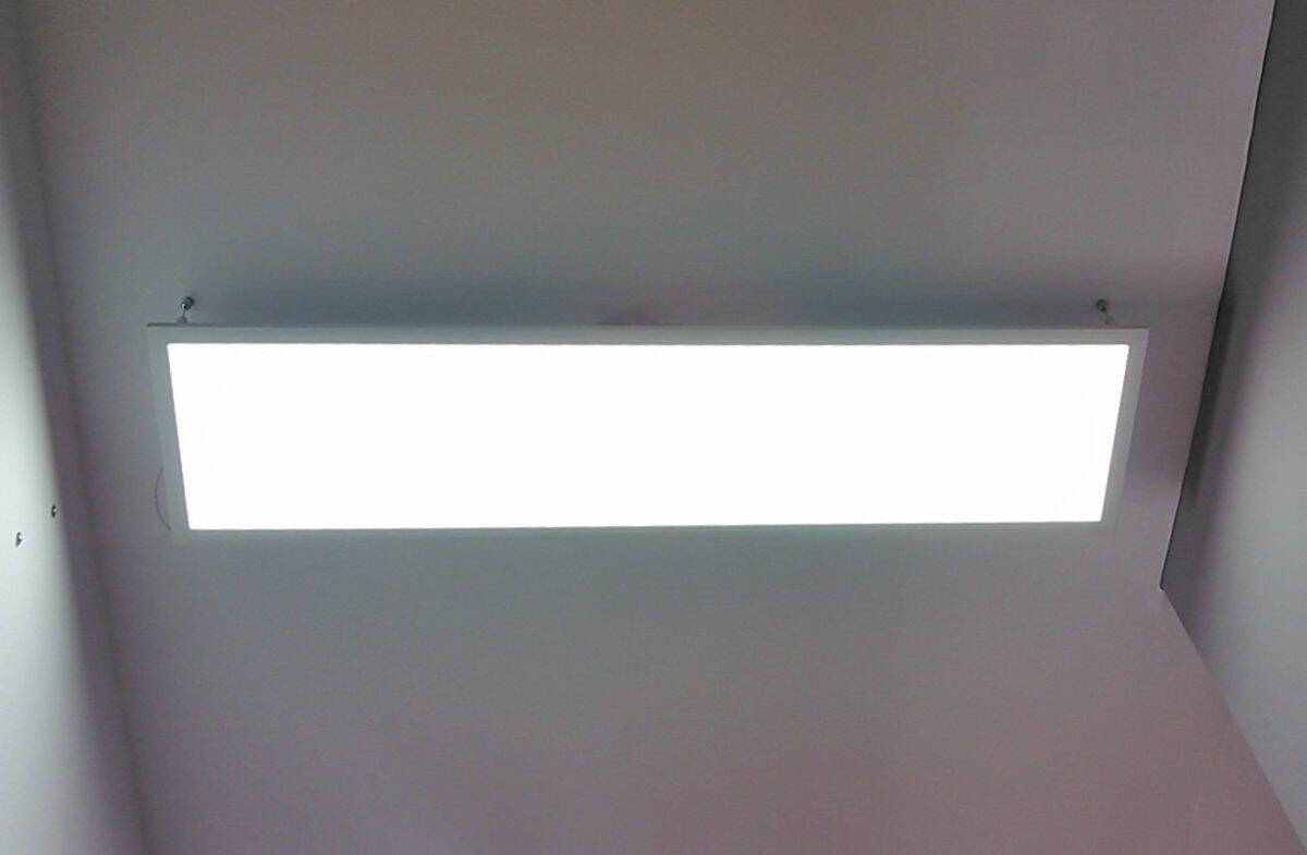 Πάνελ Led ορθογώνιο 120X30cm 36w 3000K 2880Lm BSL 0635/01696 BIG LED