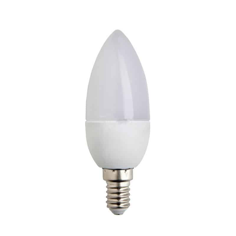 Λάμπα Led κερί E14 3W 4000K frosted BSL 0635/00568 BIG LED