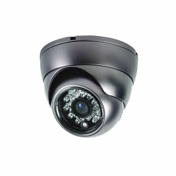 CCTV Dome Κάμερα HD 1MP Black AP-Z14SGH-HDI4 24pcs led