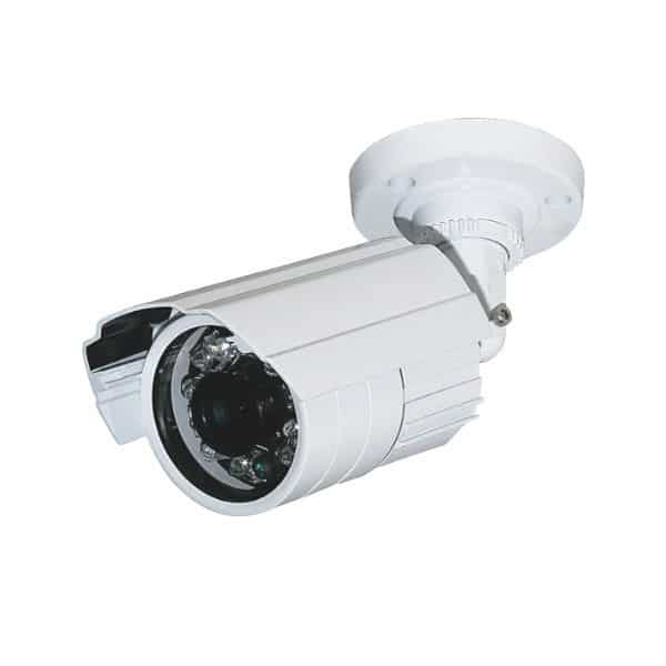 CCTV Bullet Κάμερα HD 1MP White AP-Z1290-HDI4 24pcs led