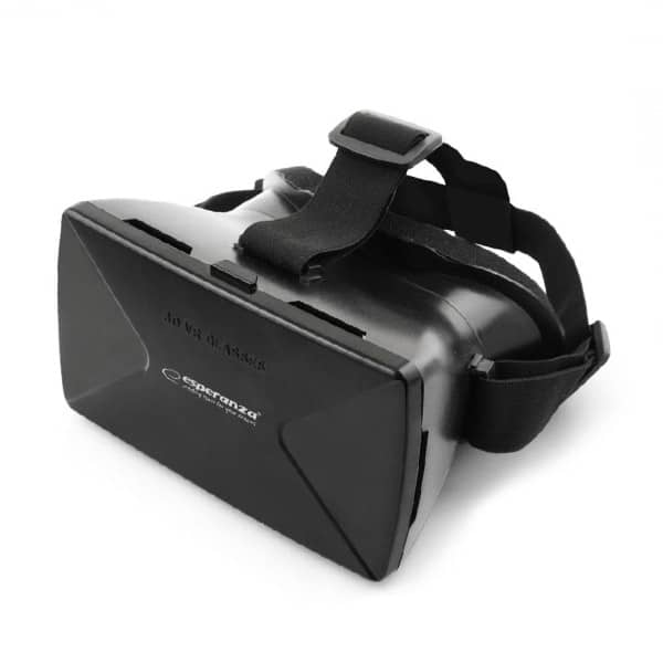 """Γυαλιά 3D VR εικονικής πραγματικότητας 360° για smartphones 3.5 """"- 6"""" EMV100"""