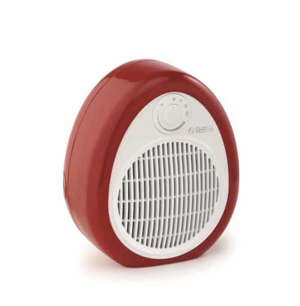 Αερόθερμο μπάνιου Cromo Color Rosso 53196 OLIMPIA SPLENDID