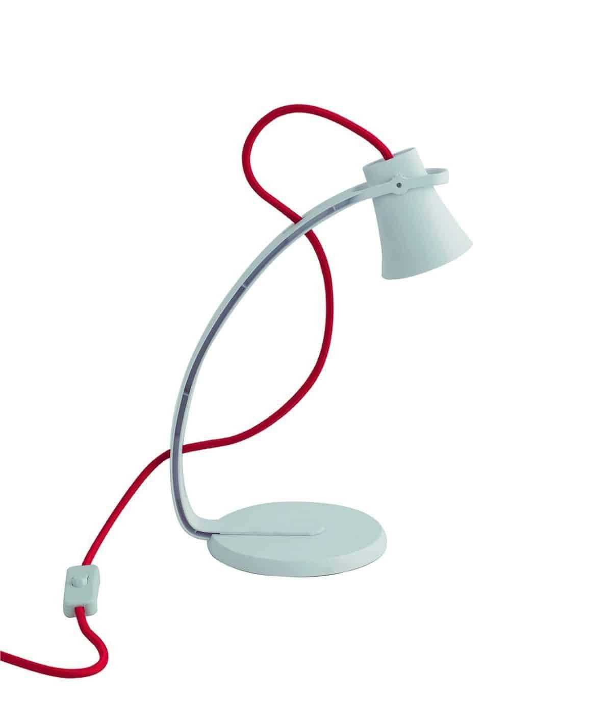 Φωτιστικό γραφείου led λευκό KANT FAN EUROPE
