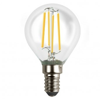 Λάμπα Led filament mini bulb E14 4w edison dimmable BSL 0635/02089 BIG LED