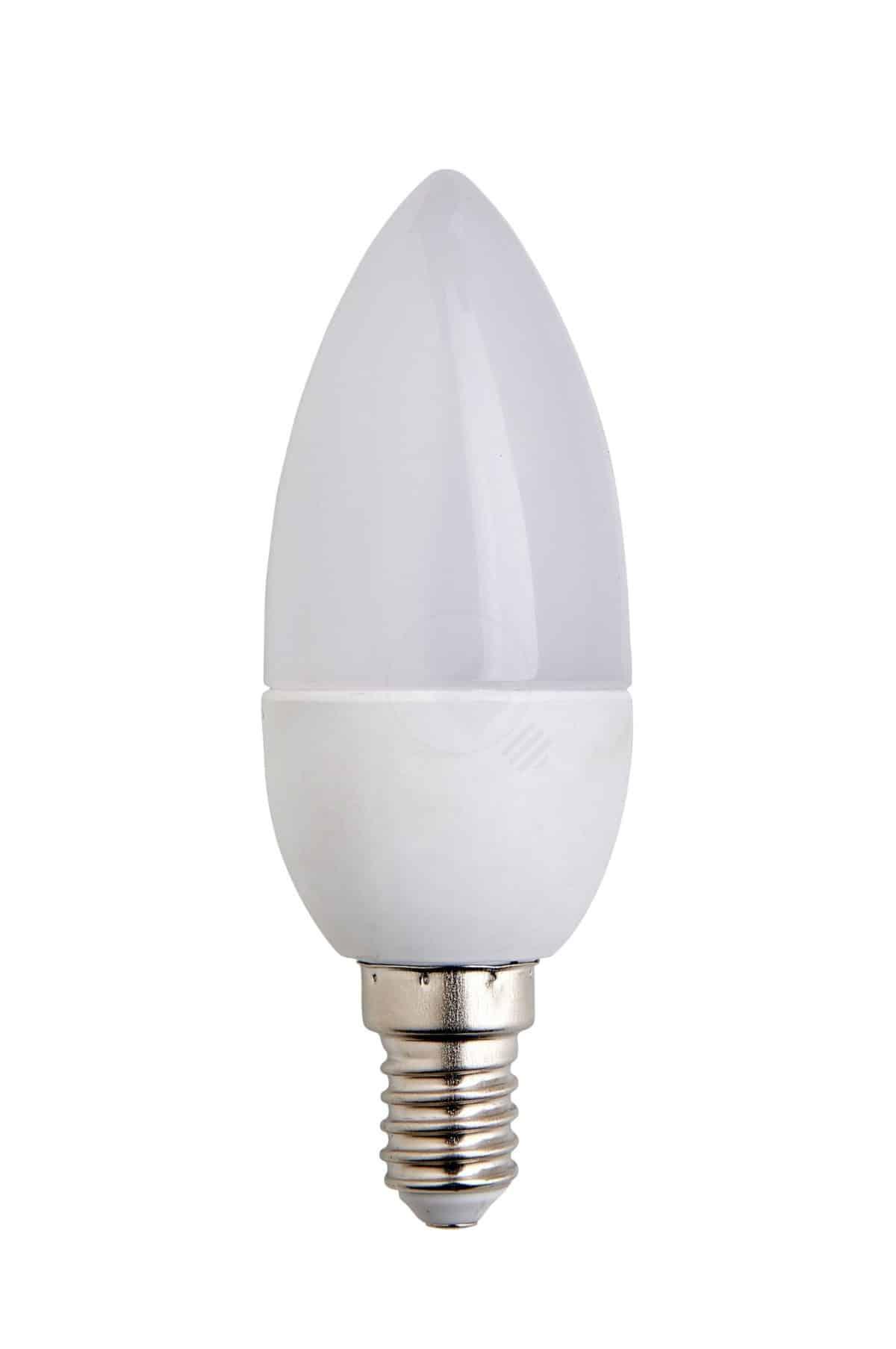 Λάμπα Led κερί E14 5W 500Lm 4000K BSL 0635/02422 BIG LED