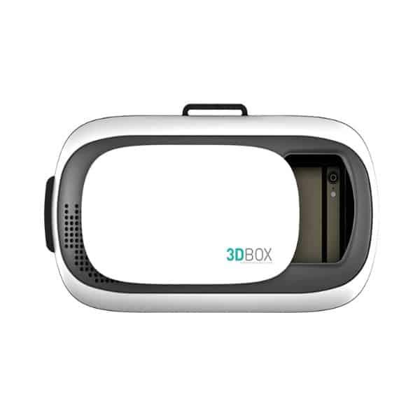 """Γυαλιά 3D VR εικονικής πραγματικότητας 360o για smartphones 4""""- 6"""" OGVR3D OMEGA"""