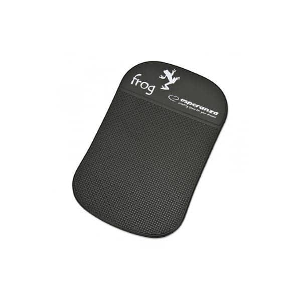 Βάση στήριξης από σιλικόνη για Smartphone μαύρο EF101K