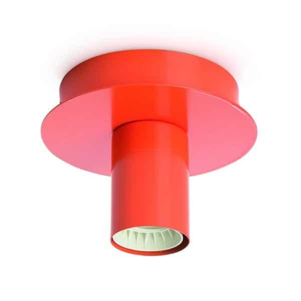 Φωτιστικό οροφής πορτοκαλί 6248AR perenz