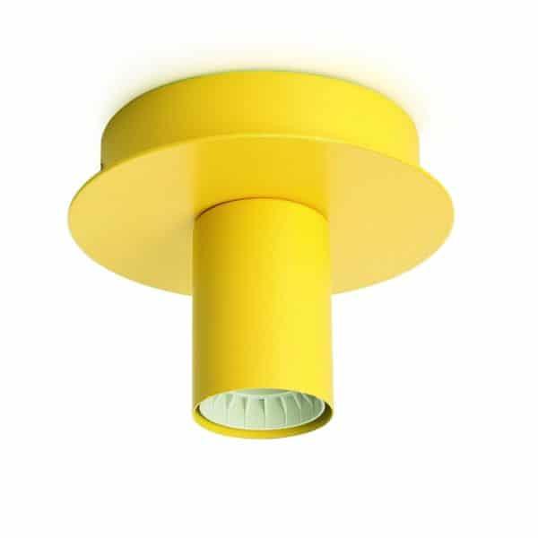 Φωτιστικό οροφής κίτρινο 6248G perenz