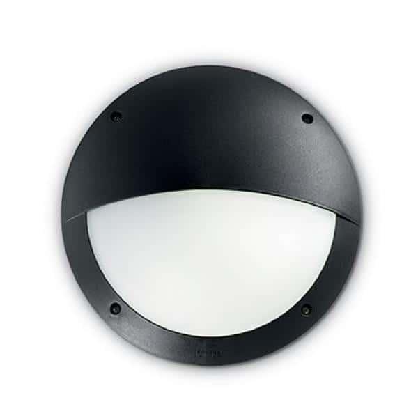 Φωτιστικό απλίκα εξωτερικού χώρου μαύρο χρώμα 096698 Lucia Fumagalli