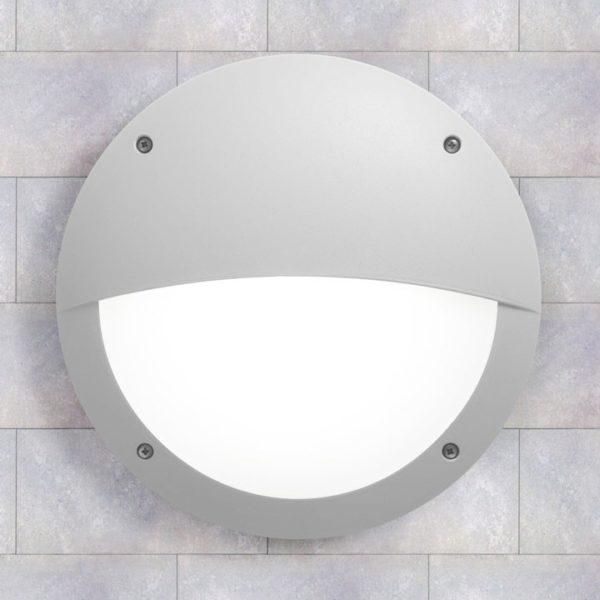 Φωτιστικό απλίκα εξωτερικού χώρου λευκό χρώμα 096681 Lucia Fumagalli