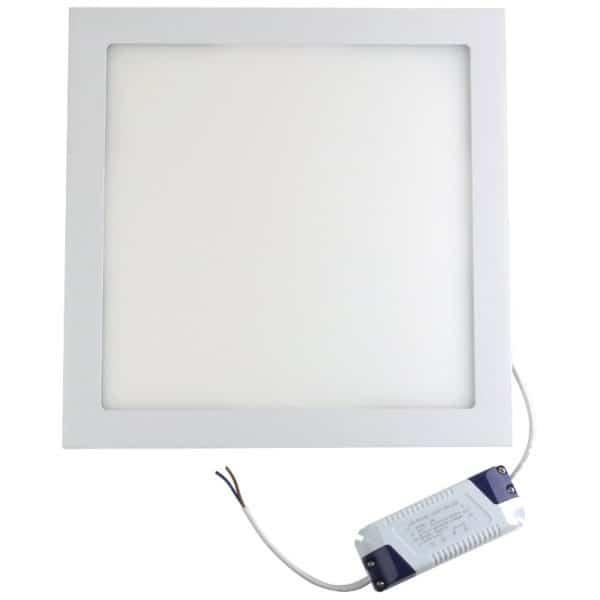 Panel led 24w τετράγωνο 5000k 0635/01728 BIG SOLAR