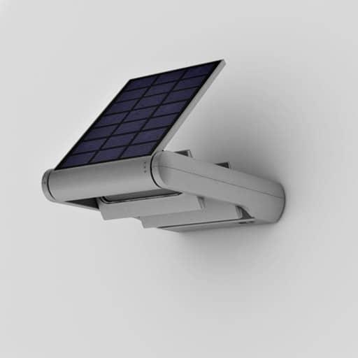 Ηλιακό επίτοιχο φωτιστικό διπλό MINI LEDSPOT Lutec