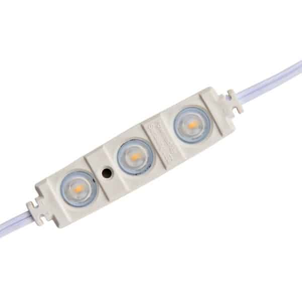 Led module 1.2w (3 chip LENS) 6500k 0688/00012 BIG SOLAR