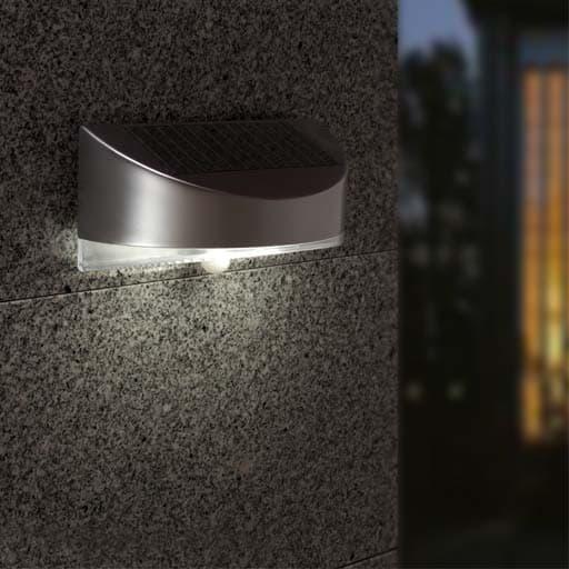 Ηλιακό φωτιστικό με ανιχνευτή κίνησης BREAD LUTEC