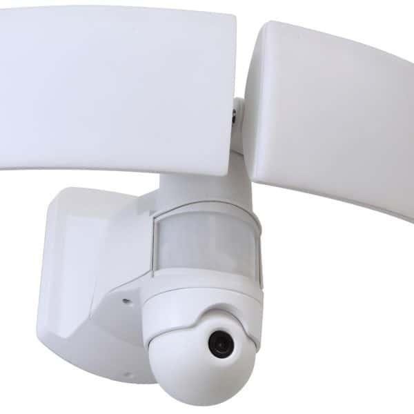 Φωτιστικό με ανιχνευτή κίνησης και κάμερα LIBRA LUTEC
