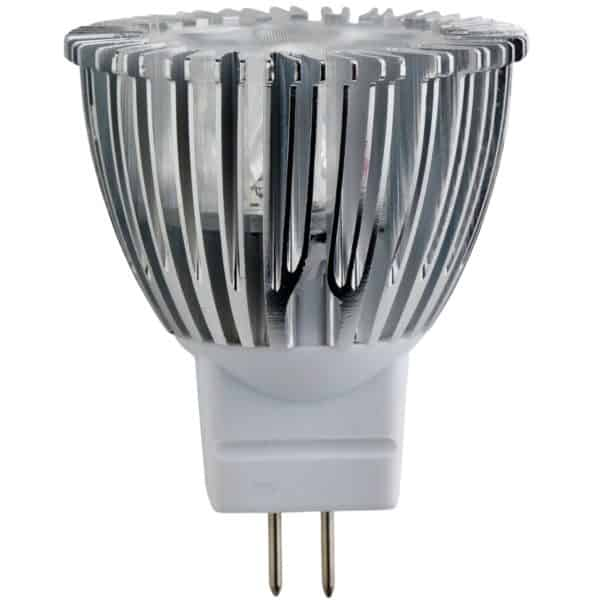 Λάμπα Led MR11 GU4 dimmable 3W 12V 4000K BSL 0635/00327 BIG SOLAR