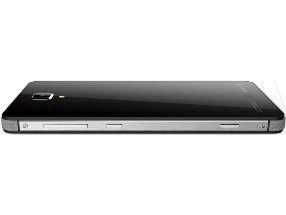 "Hisense C20 4G LTE (Dual SIM) 5.0"" Android 5.1 μαύρο"