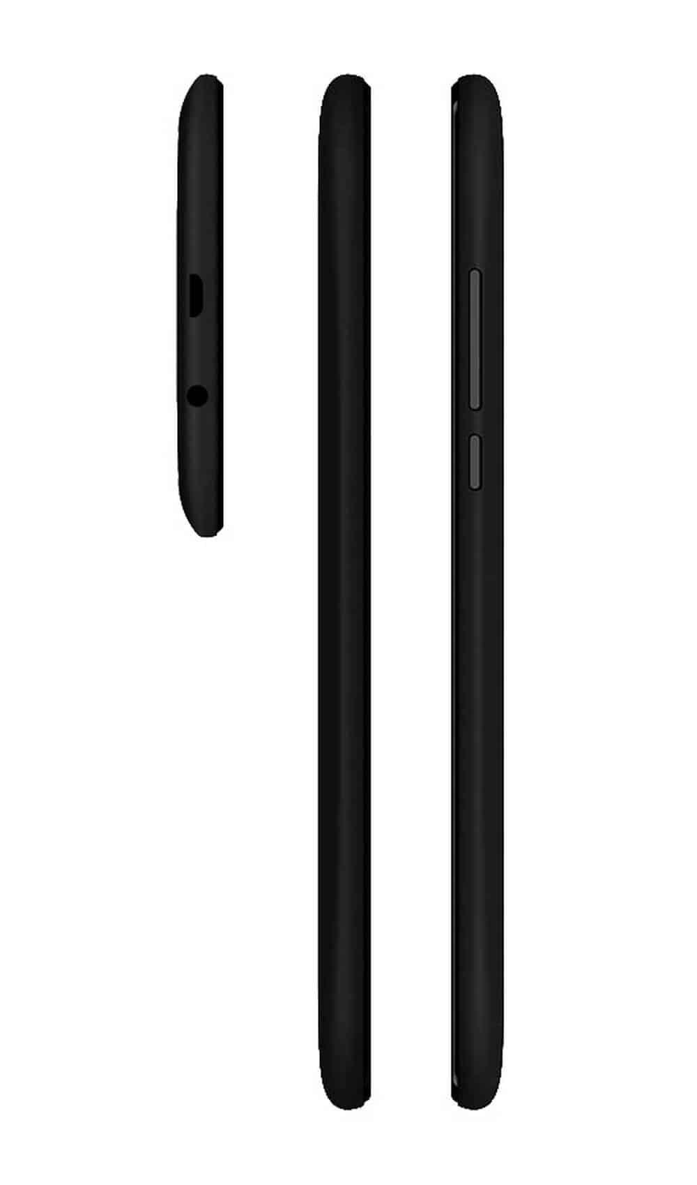 "Maxcom MS514 8GB (Dual Sim) LTE 5"", Android 6.0 μαύρο"