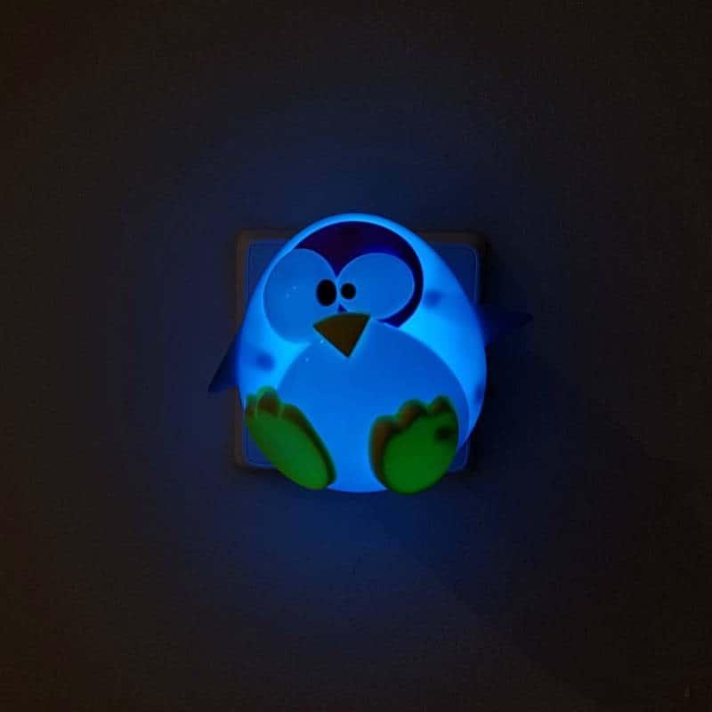 Φωτάκι νυκτός led 0.5W BILLY μπλέ