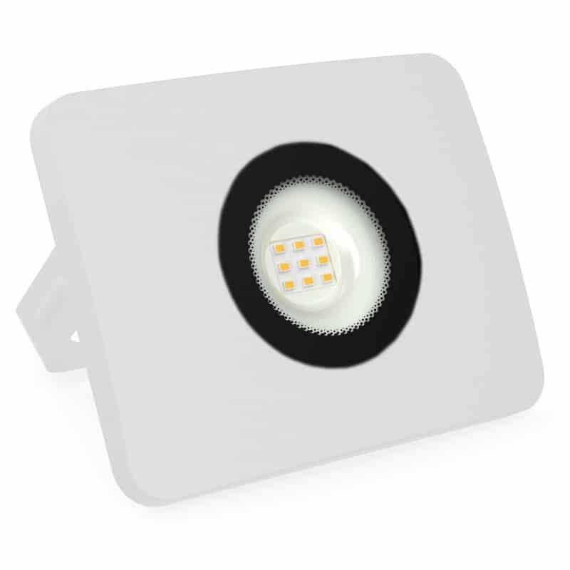Προβολέας led 10W 4000K IP65 λευκό SIGMA 00323