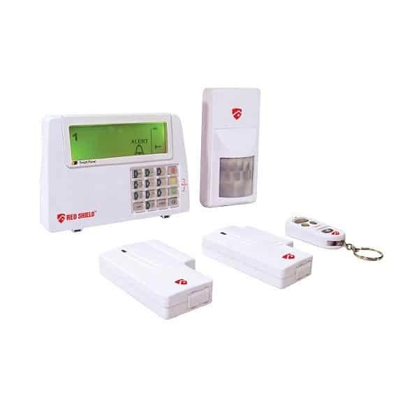 Ασύρματο κιτ WS100G2 σύστημα συναγερμού Red Shield