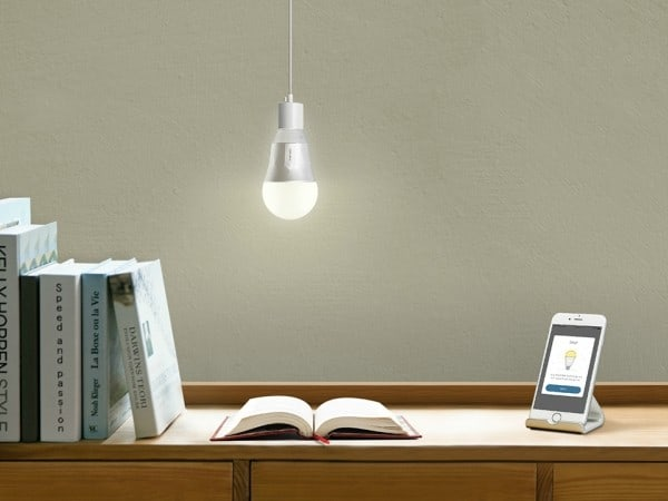 Wi-Fi LED έξυπνη λάμπα dimmable LB100 TP-LINK