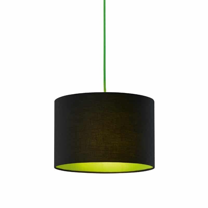 Φωτιστικό κρεμαστό Colorit μαύρο πράσινο 308500102 TRIO LIGHTING