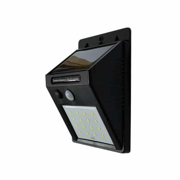 Ηλιακό φωτιστικό 3w με ανιχνευτή κίνησης LUNA 2040226L