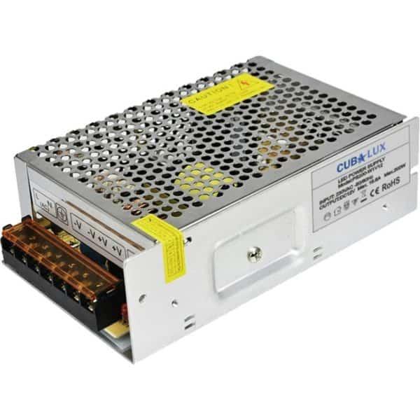 Τροφοδοτικό 200w 12VDC/230v 13-0523 CUBALUX