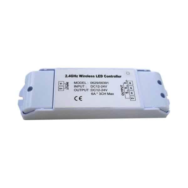 Controller RF για ταινία led RGB 0629/00391 BIG SOLAR