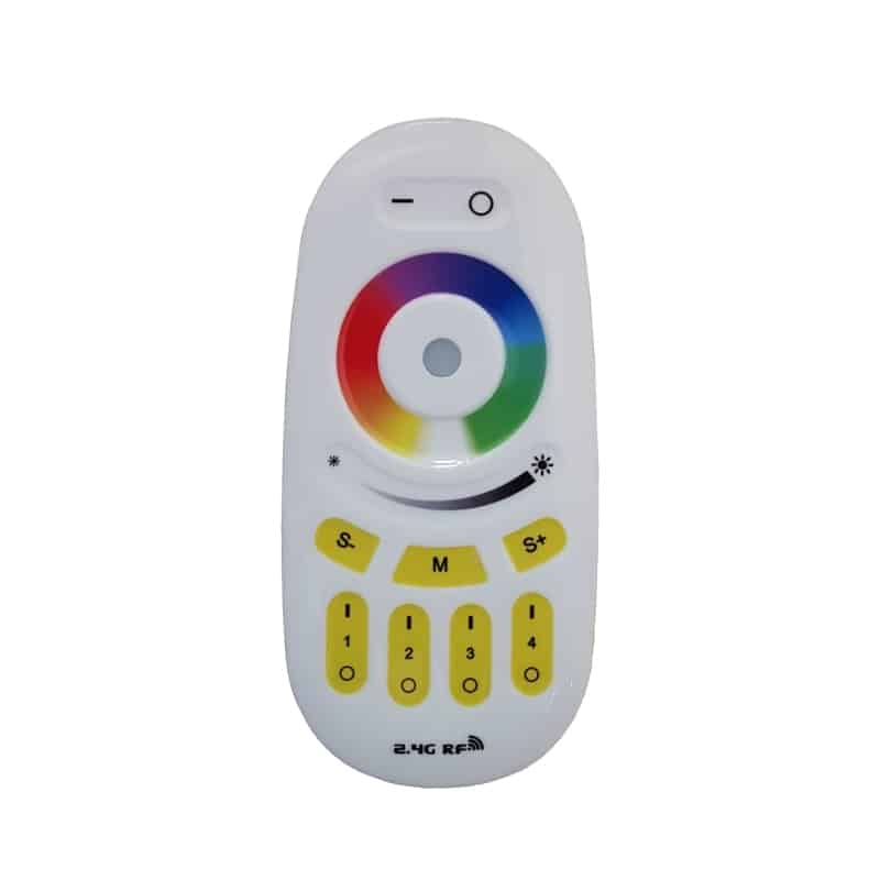 Τηλεχειριστήριο remote control για ταινία led RGB 0629/00393 BIG SOLAR