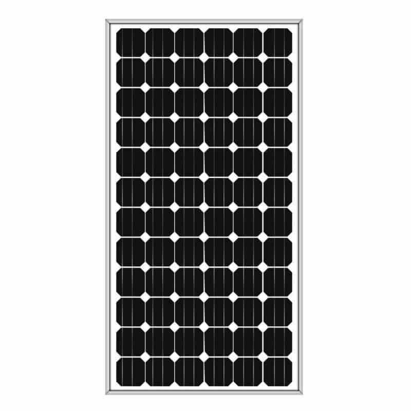 Φωτοβολταϊκό πάνελ μονοκρυσταλλικό 200w PHONO SOLAR