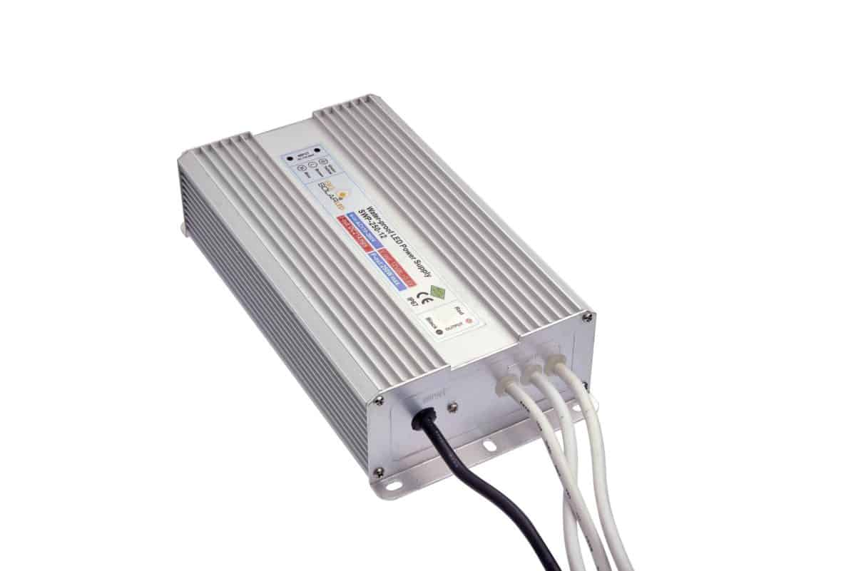 Τροφοδοτικό ηλεκτρονικό στεγανό 200w 24VDC/230v 0629/00711 BIG SOLAR