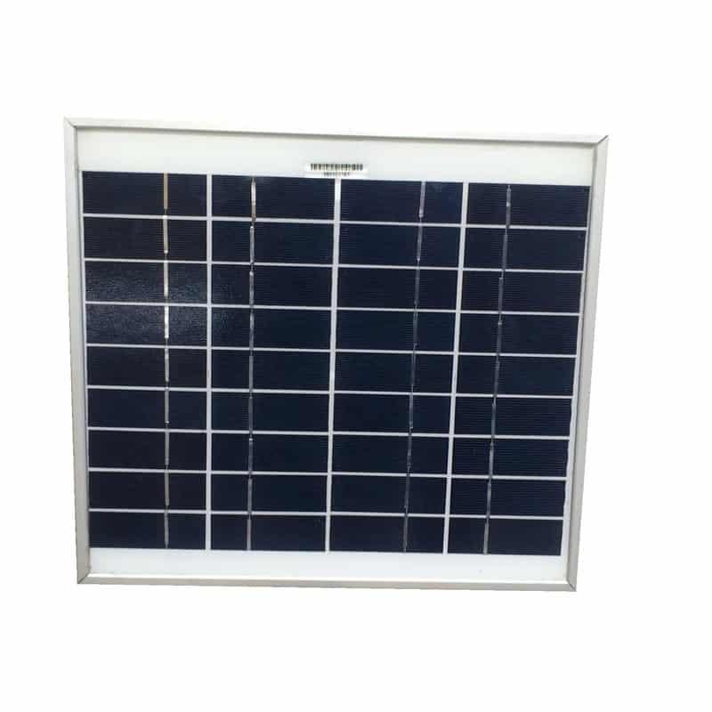 Φωτοβολταϊκό πάνελ πολυκρυσταλλικό 10Wp 17.71Vmpp ECOSUN
