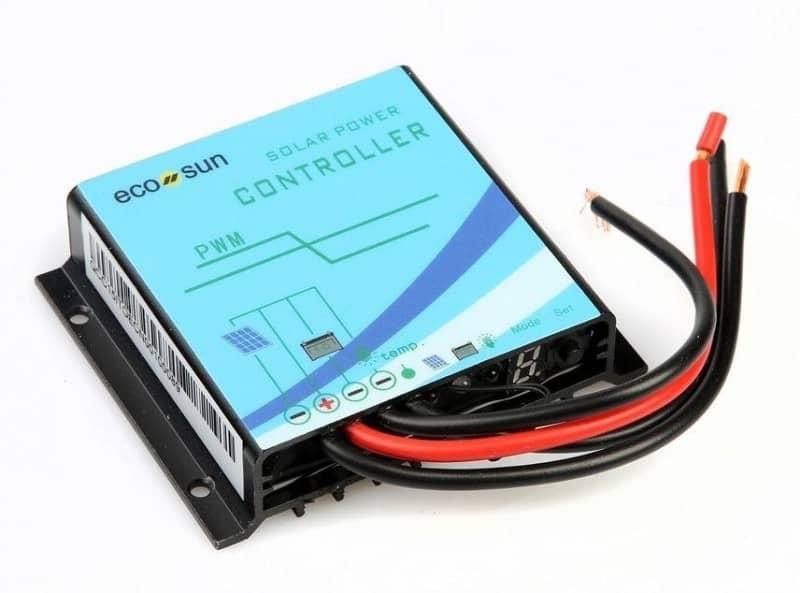 Ρυθμιστής φόρτισης ES-SIMPLE CC1524 15A 12/24V IP68 ECOSUN