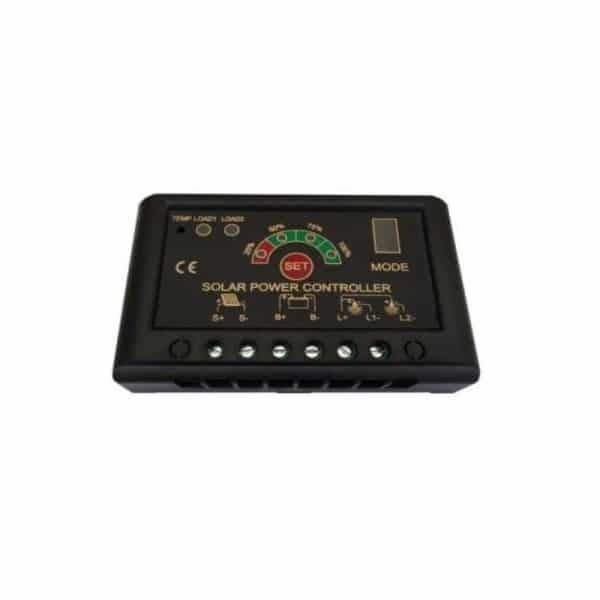 Ρυθμιστής φόρτισης ES-SIMPLE CC3024 30A 12/24V ECOSUN