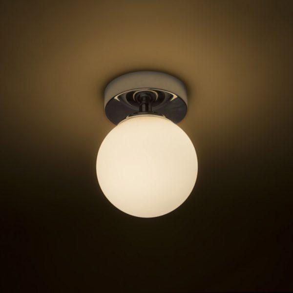 φωτιστικό οροφής bolly με ενσωματωμένο led