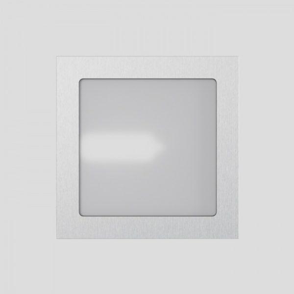 φωτιστικό οροφής g9 DEZA τετράγωνο