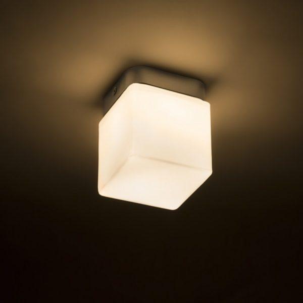 φωτιστικό οροφής esica sq led 6w