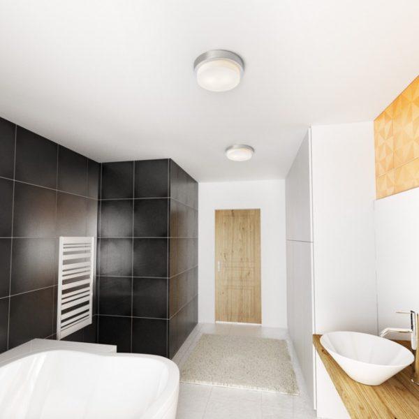 φωτιστικό οροφής GORRA κατάλληλο για μπάνια