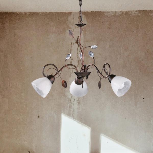 υπέροχο κλασικό φωτιστικό traditio tio lighting