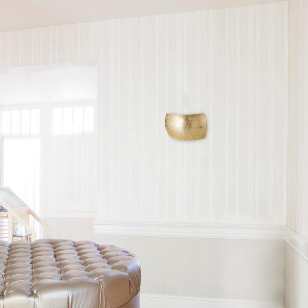 φωτιστικό τοίχου το οποίο προσδίδει πολυτέλεια vanity luce ambiente