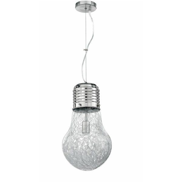 φωτιστικό κρεμαστό λάμπα γίγας luce ambiente